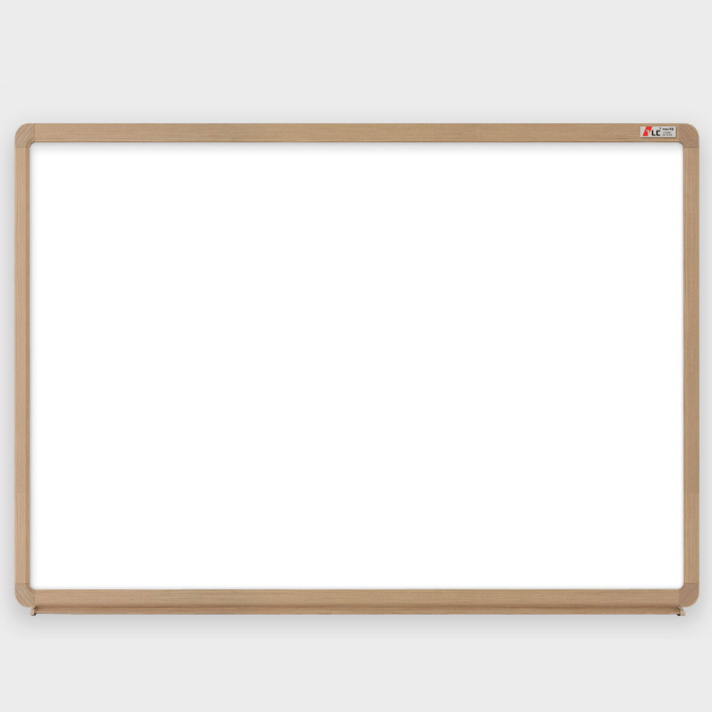코르크 게시판 웬지프레임(사이즈 40cm x 30cm) AQE-5740 [제작 대량구매 로고인쇄 문의는 네이뽕] wd_AQE