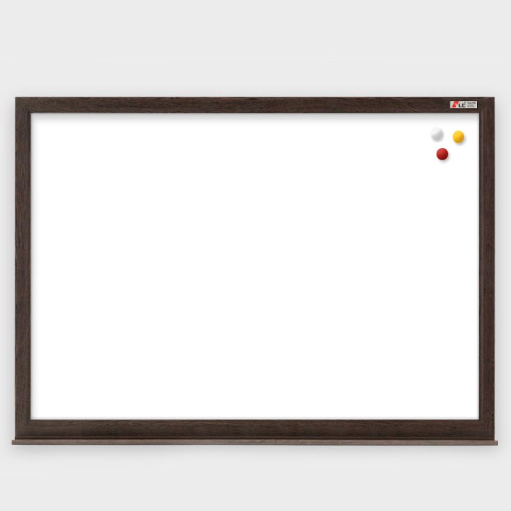 코르크 게시판 웬지프레임(사이즈 90cm x 60cm) AQE-5743 [제작 대량구매 로고인쇄 문의는 네이뽕] wd_AQE