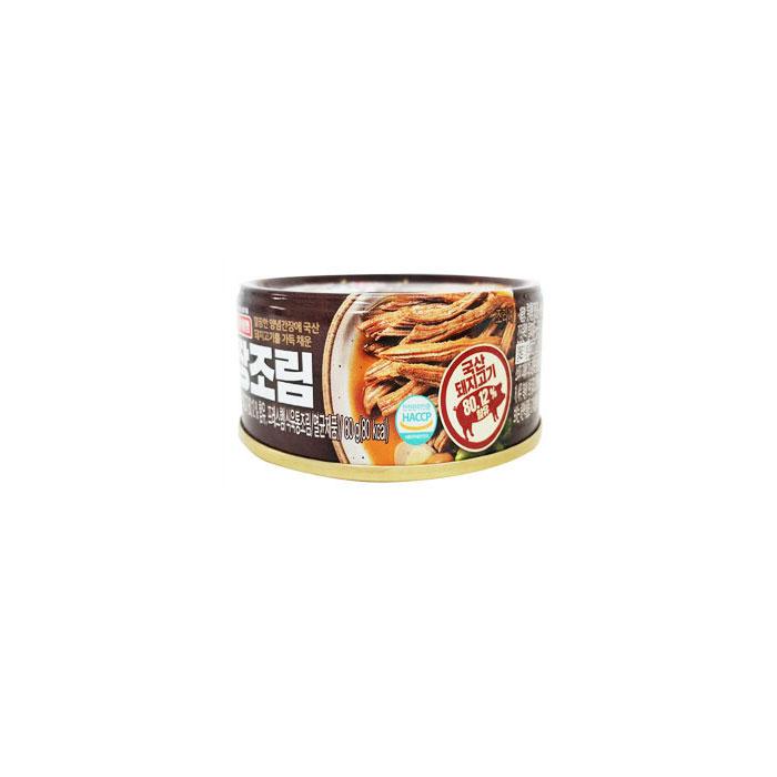 [현재분류명],180822AQE0935 착한가격 좋은식품 롯데햄)장조림 95g x 12개 국내산 돼지고기 양념간장 가정 아웃도어(묶음가능2개),깡통,통조림,캔,돈육,돼지